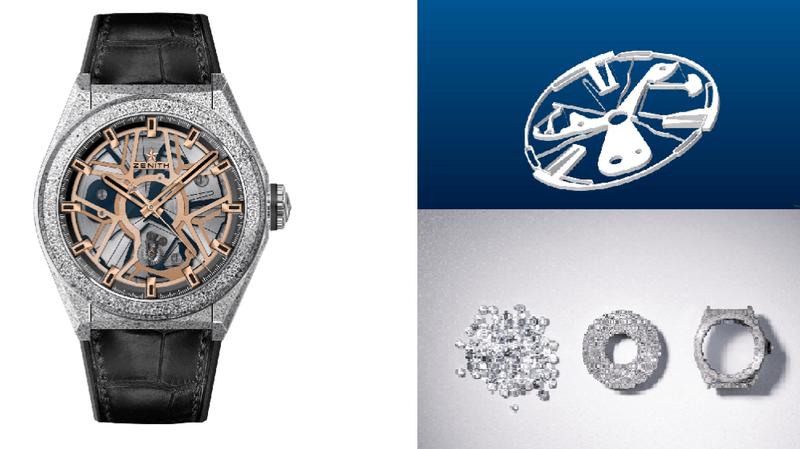 """La manufacture locloise Zenith présente """"la montre mécanique la plus précise au monde"""""""