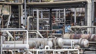 Des travailleurs hors-la-loi à la raffinerie de Cressier?