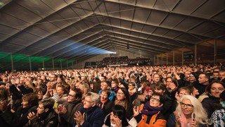 38'000 festivaliers sur trois jours au Chant du Gros