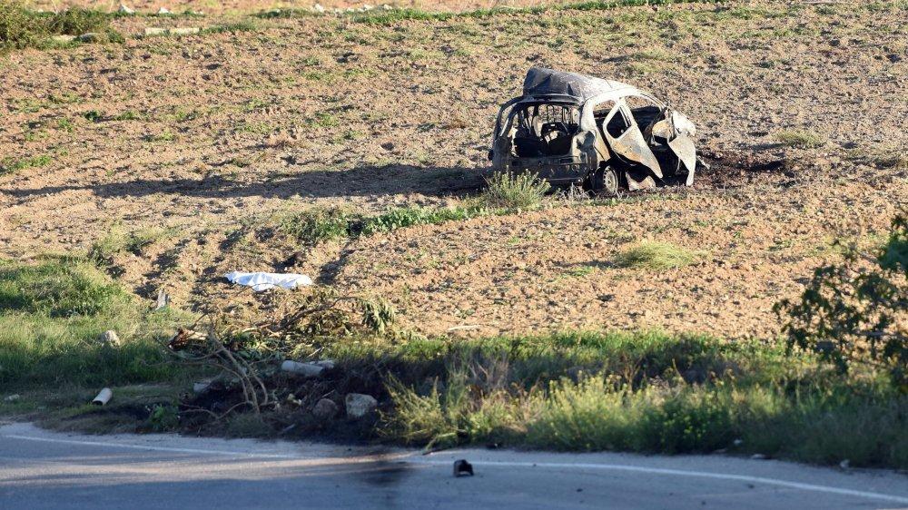 La journaliste engagée Daphne Caruana Galizia a été tuée dans l'explosion de sa voiture, qui n'avait rien d'un accident.