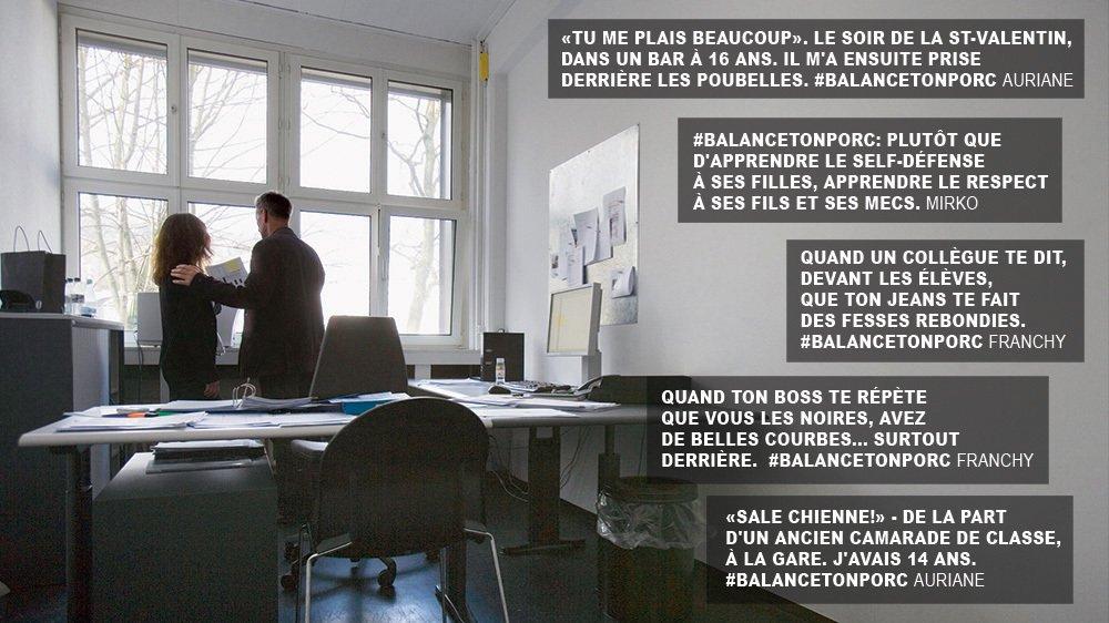 Les témoignages ont fleuri sur les réseaux sociaux des Neuchâteloises. Morceaux choisis.