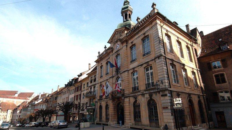 Il faudra attendre le 12 novembre avant de connaître le nom du nouveau maire (ici l'hôtel de ville de Porrentruy).
