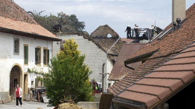 Montalchez a connu son dernier incendie en mai 2009.