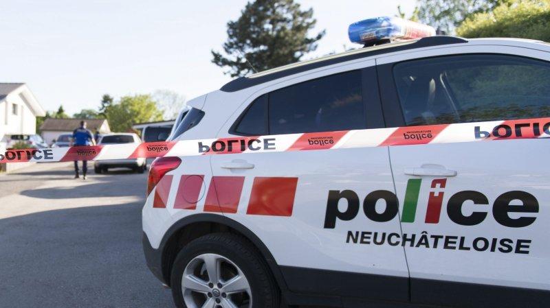Accident à Malvilliers: une automobiliste fait 100 mètres sur le toit