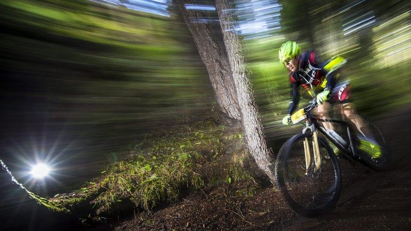 Même s'il a décidé de prendre sa retraite sportive cet été, Jérémy Huguenin ne sera jamais très loin de son vélo.