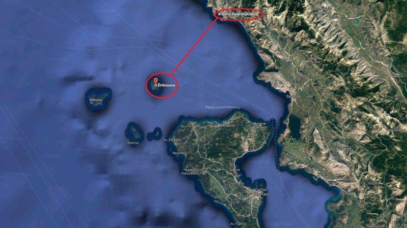 Grèce: une Suissesse décède dans un accident de kayak au large de l'île de Corfou
