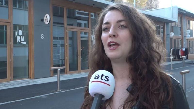 """#balancetonporc: """"Il est important de libérer la parole des femmes"""", selon la députée Léonore Porchet"""