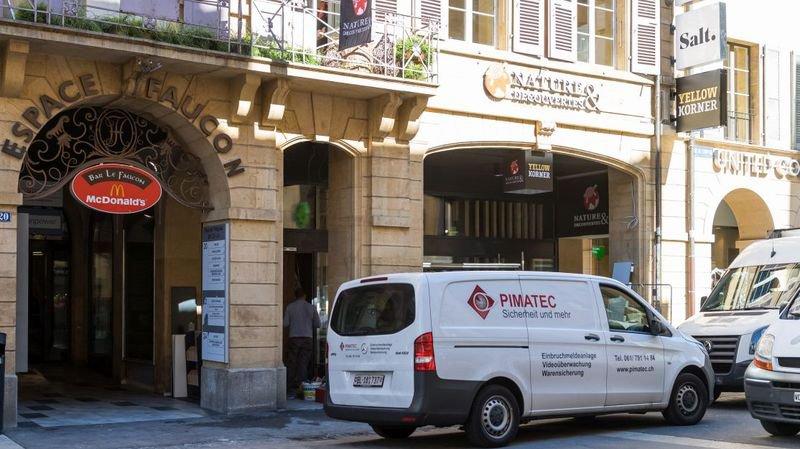 Nature & Découvertes débarque à Neuchâtel sous la conduite de Payot