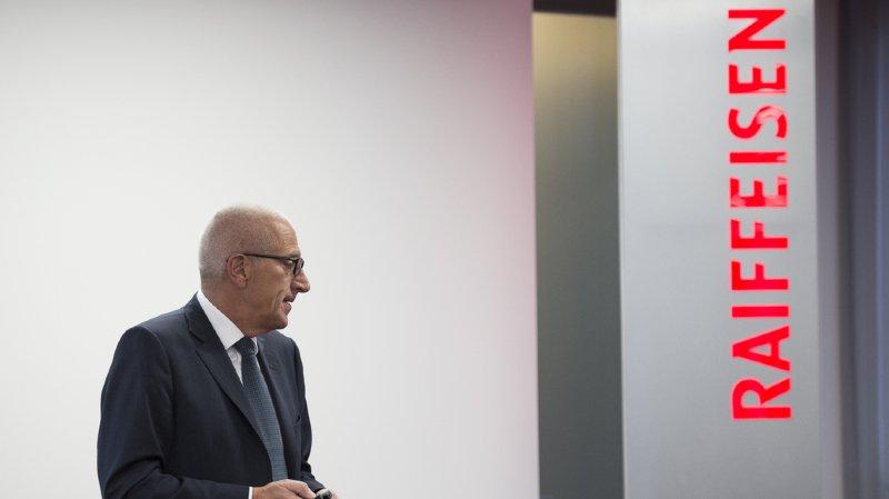Raiffeisen: Pierin Vincenz, l'ex-directeur de Raiffeisen, a été mis sous enquête de la FINMA