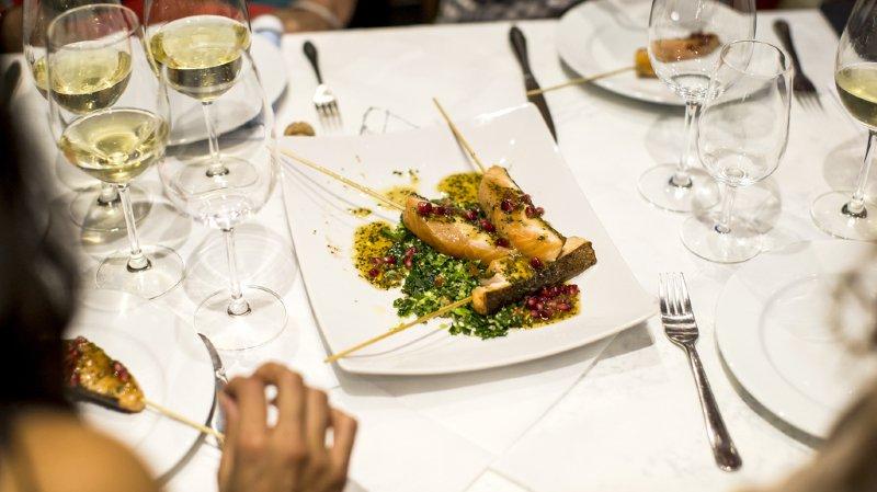 Gastronomie: 118 restaurants suisses distingués par le Guide Michelin en 2018