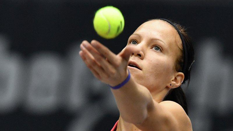 Tournoi WTA de Linz: Belinda Bencic éliminée en quart de finale, Viktorija Golubic passe en demi-finale