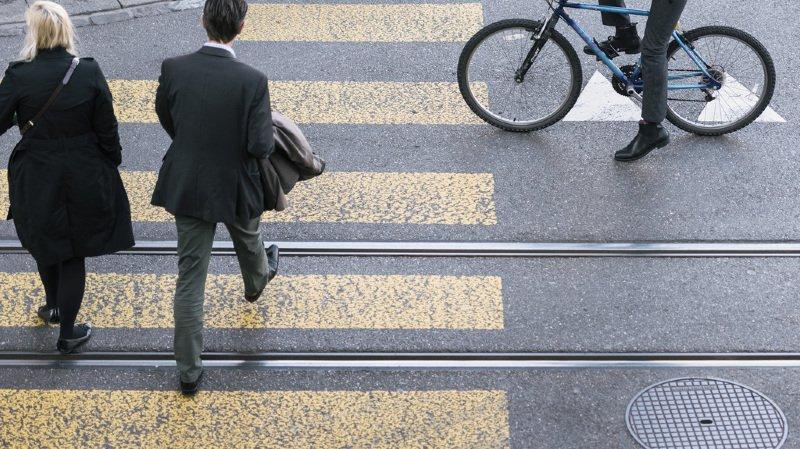 Circulation routière: la sécurité des piétons et des cyclistes se déteriore
