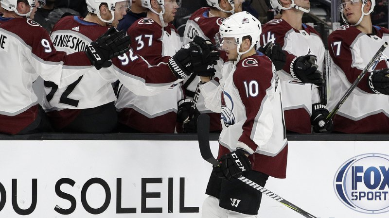 NHL: en feu, le Zurichois Andrighetto réalise 2 assists, première défaite pour Nico Hischier
