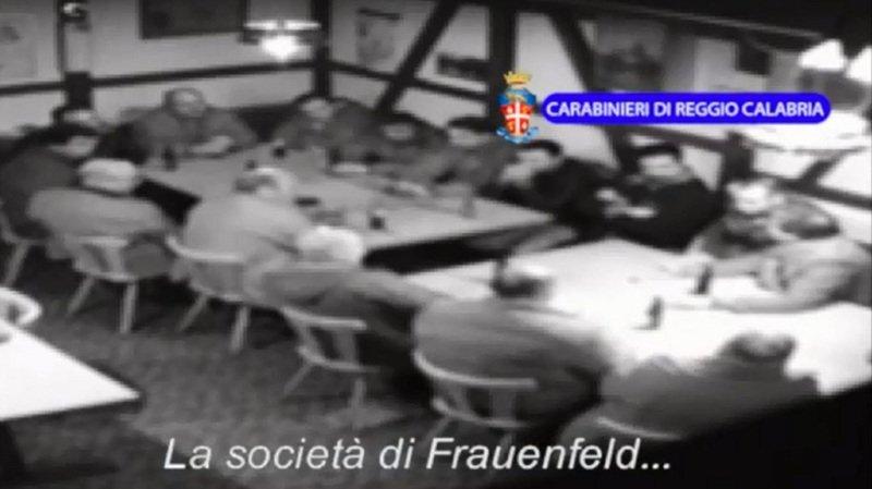 Thurgovie: extradition de neuf présumés membres de la mafia calabraise