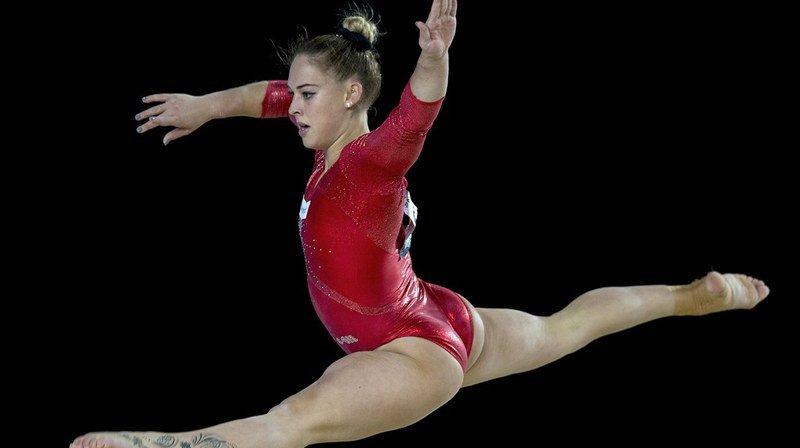 Gymnastique artistique: Giulia Steingruber décroche le bronze en saut aux championnats du monde de Montréal