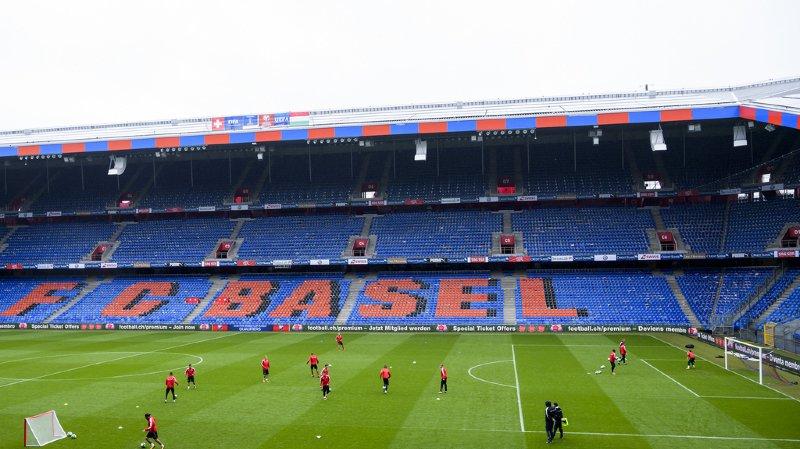 La Nati jouera à guichets fermés lors du match retour à Bâle.
