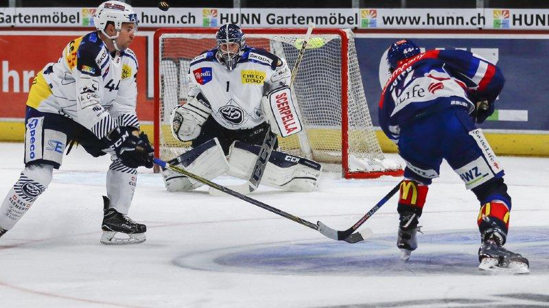 National League: les Zurich Lions corrigent Ambri-Iotta en s'imposant 6-1