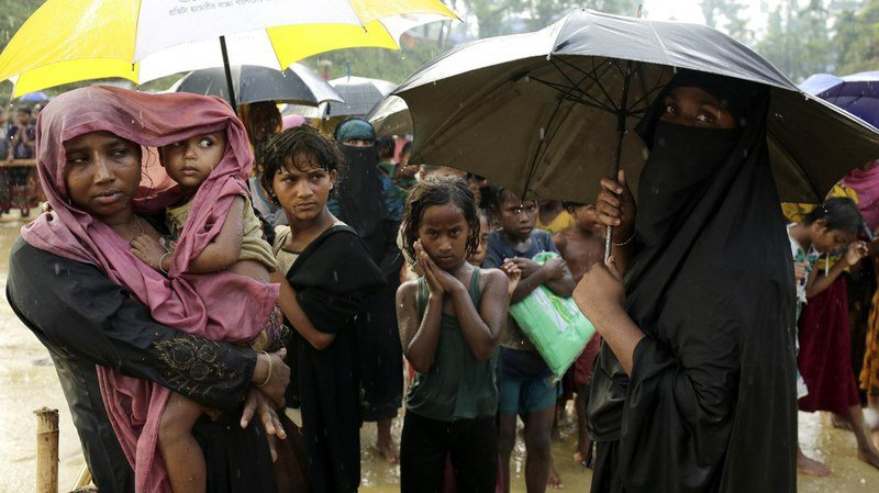 Birmanie - Bangladesh: le nombre de réfugiés rohingyas récents dépasse 580'000