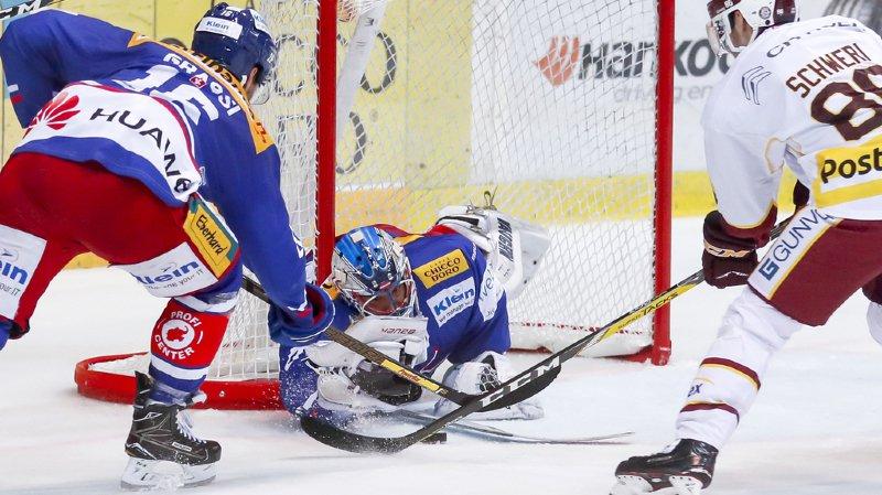 National League: Lausanne s'incline face à Ambri, Genève-Servette survit en battant Kloten