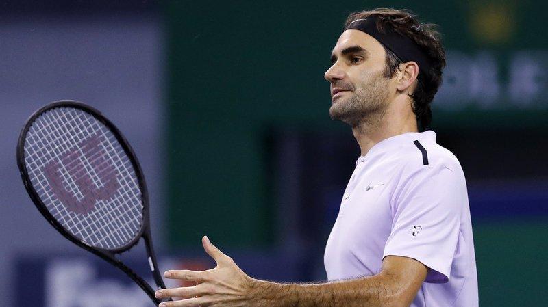 Roger Federer accuse 1'960 points de retard sur Rafael Nadal