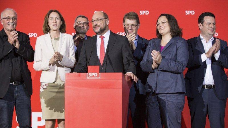 Allemagne: le CDU de Merkel devancé par le SPD selon l'élection régionale en Basse-Saxe
