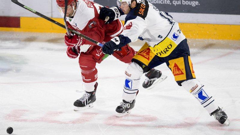 National League: Genève-Servette, Fribourg-Gottéron et Lausanne gagnent leurs matchs