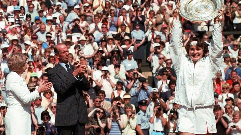 Tennis: Martina Hingis, retour sur les moments forts qui ont marqué une carrière hors normes