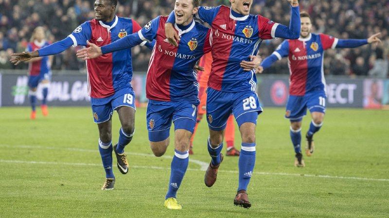 Football: en Ligue des Champions, Bâle perd 2-1 à St-Jacques face au CSKA Moscou