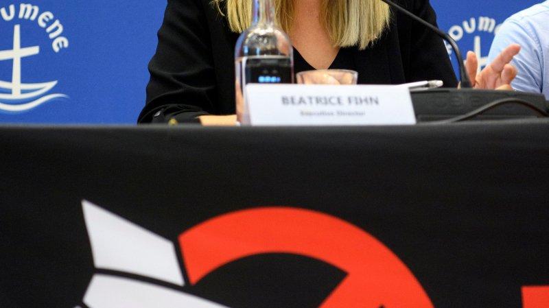Beatrice Fihn, directrice de la Campagne internationale pour l'abolition des armes nucléaires, a vu, hier, son combat récompensé par le prix Nobel de la paix. Quant à savoir si cela changera quelque chose...