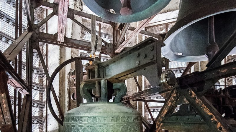 Les cloches du Sacré-Cœur chanteront de nouveau à La Chaux-de-Fonds