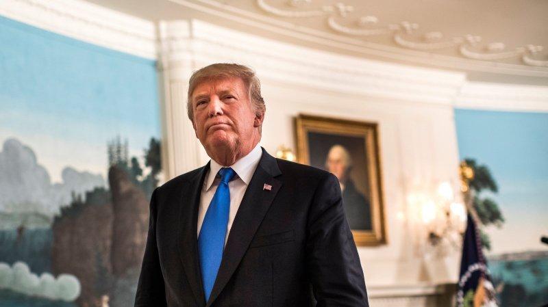 Trump écorne l'accord nucléaire