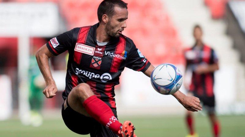 Raphaël Nuzzolo peut sereinement reprendre le fil de sa saison.