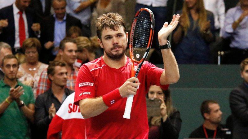 Tennis - Swiss Indoors: Stan Wawrinka forfait à Bâle
