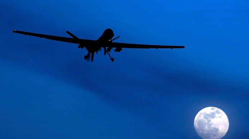 Drones de combat, polémique de haut vol