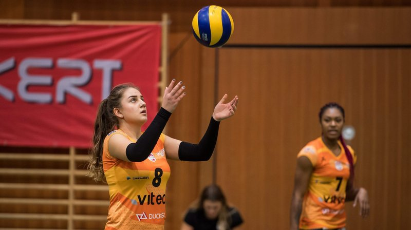 A 16 ans, Elisa Suriano a livré deux bonnes performances ce week-end.