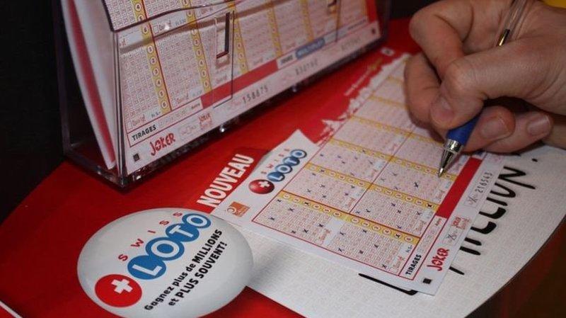 Loterie: personne n'a remporté le gros lot au Swiss Loto mercredi