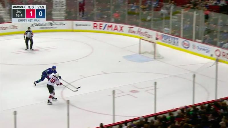 Hockey sur glace: l'équipe du New Jersey de Nico Hischier et Mirco Mülller reste invaincue à l'extérieur