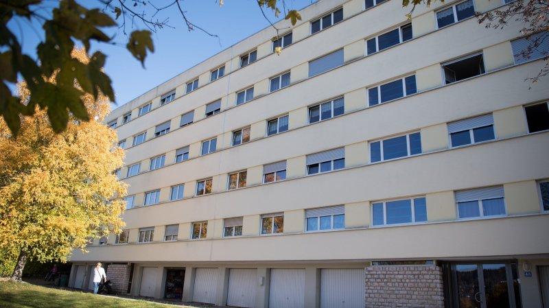 Le meurtre s'est produit en octobre 2017, rue des Vieux-Patriotes à La Chaux-de-Fonds.