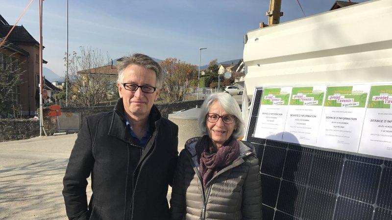 """Action participative pour une centrale solaire sur le toit de """"Juliette"""""""