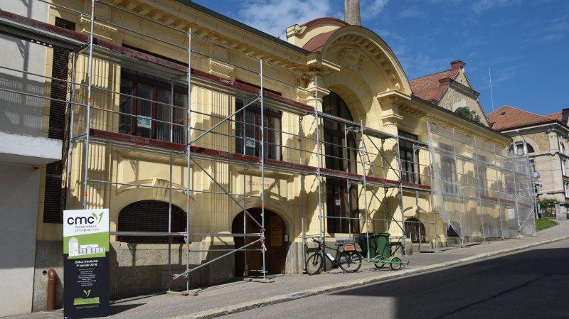 La Chaux-de-Fonds: le médecin récemment condamné bientôt actif dans le centre médical Volta?