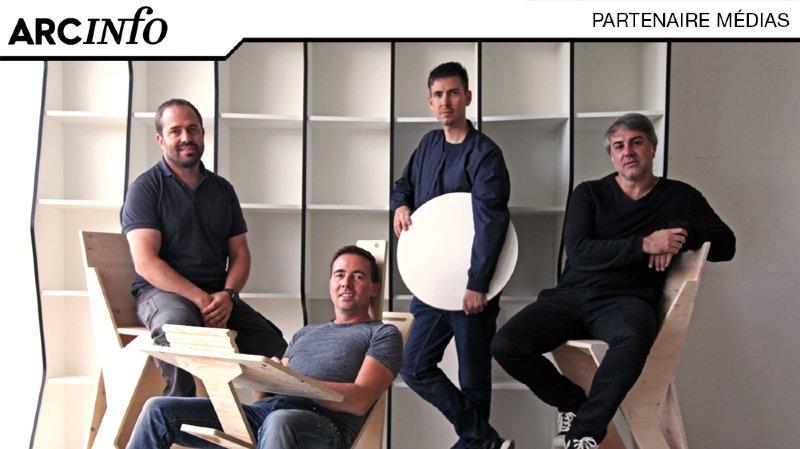 Prix BCN Innovation 2017 : iWood révolutionne le meuble