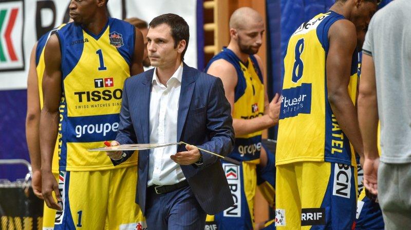 Deux joueurs se bagarrent en public au terme du match Union Neuchâtel - Massagno