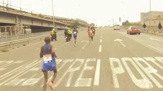 Bourde: des marathoniens se perdent sur un périphérique, au milieu du trafic