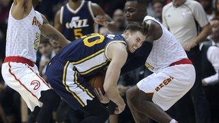 NBA: le Jazz et Sefolosha s'imposent devant le Maccabi Haïfa