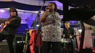 Jazz et ambiance à New Port Expo