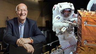 «Se rendre  dans l'espace est  indispensable»