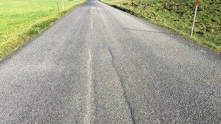 La réfection de la route entre Les Bayards et Les Taillères fâche les riverains