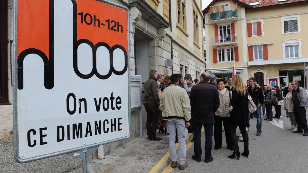 Les Subiéreux devront-ils voter le 28janvier? Mystère actuellement.