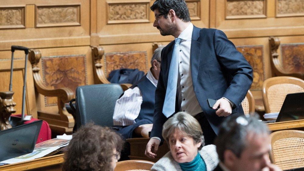 «Jusqu'à nouvel avis», Yannick Buttet se retire de ses «fonctions électives».