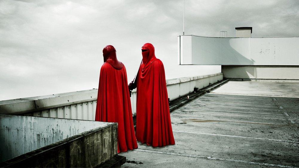 """Treize artistes internationaux revisitent le mythe de """"Star Wars"""" à Yverdon"""